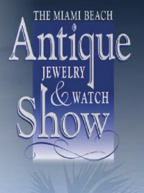 Haute Event: The 19th Annual Miami Beach Antique Jewelry and Watch Show