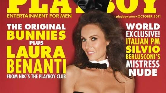 Haute 100 Update: Hugh Hefner Takes Playboy Back to Its Retro Roots – and Prices