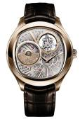 smallPIAGET'S ULTRA THIN EMPERADOR COUSSIN TOURBILLON AUTOMATIC
