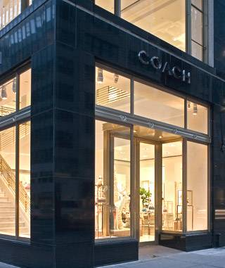 Coach Opens Flagship Store in London