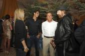 Christina Sands, Rafael Nadal, Richard Mille, Larry Sands