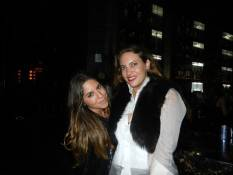 Haute Living's Casey Brooks and Jilian Sanz