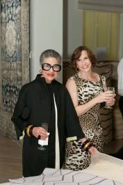 Joy Bianchi & Ann Getty and Associates Senior Designer Maria Quiros