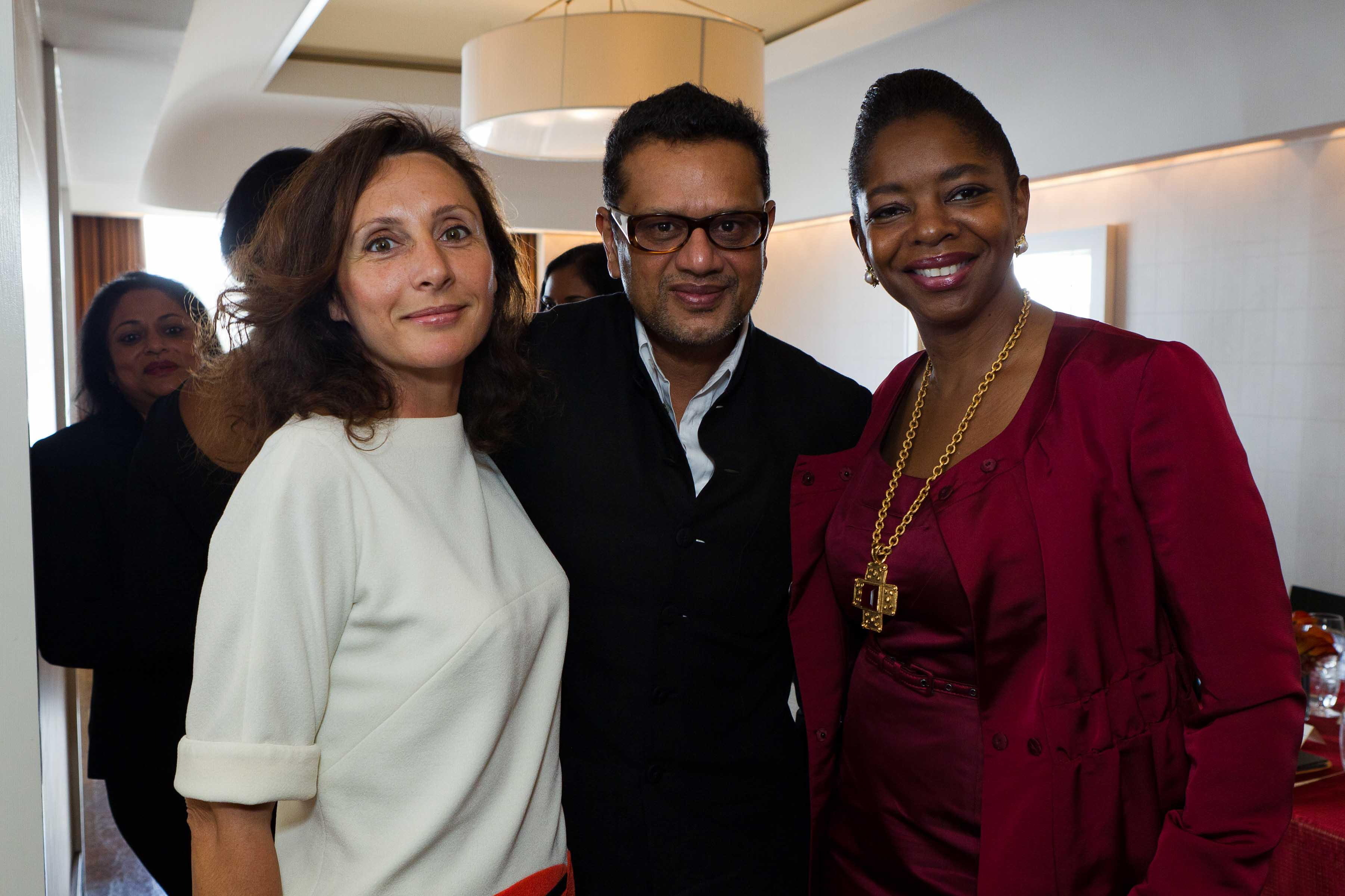 Haute Event: Neiman Marcus Lucheon With Designer Naeem Khan