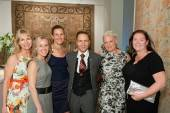 Interior Designer Ken Fulk and guests
