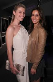 Ivana Milicevic and Leonor Varela