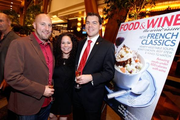 Haute Event: Food & Wine All-Star Weekend Kicks Off at Aria
