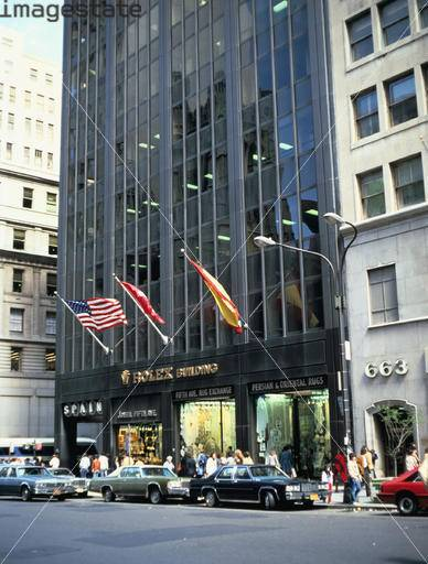 Watch Retailer Wempe Signs Lease in Rolex Building on Fifth Avenue