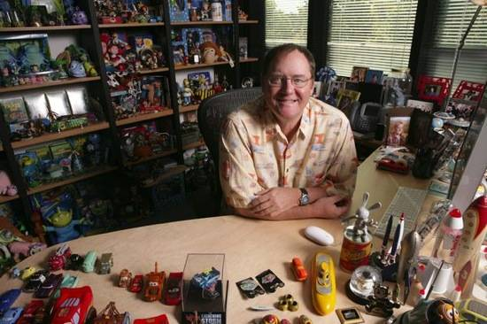 Haute 100 Update: Disney/Pixar's John Lasseter Gets a Hollywood Walk of Fame Star