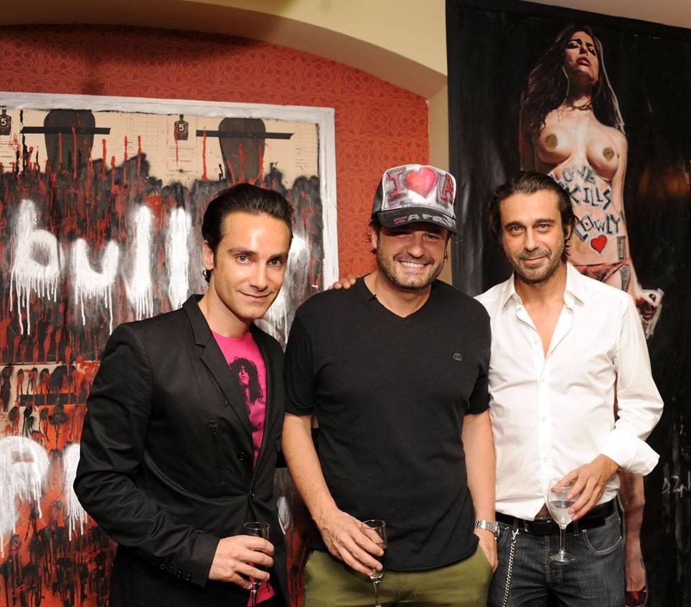 ANTONIO DEL PRETE, DOMINGO ZAPATA, AND JORDI MOLLA