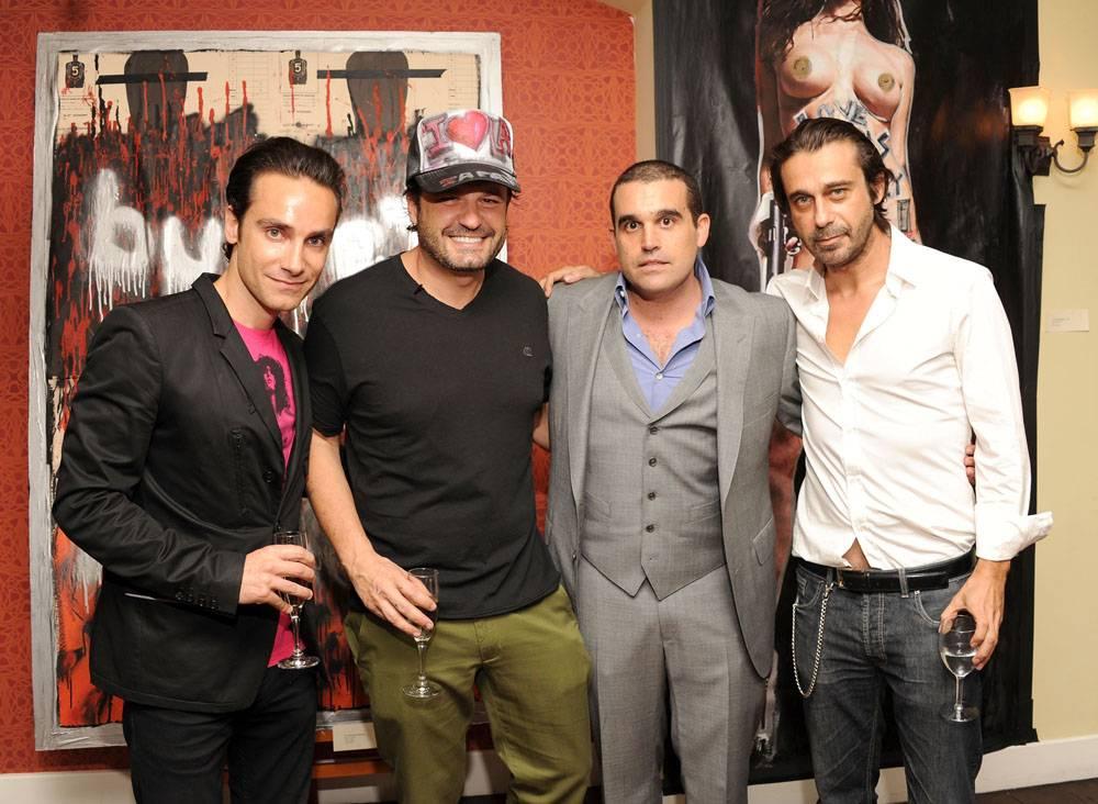 ANTONIO DEL PRETE, DOMINGO ZAPATA, SETH SEMILOF, AND JORDI MOLLA