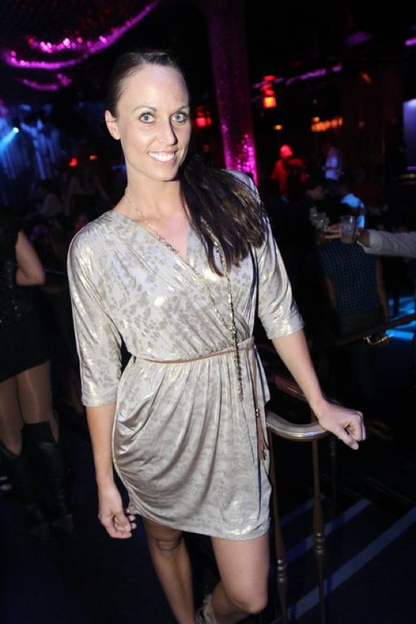 Haute Event: Amanda Beard Celebrates Her 30th Birthday at Vanity