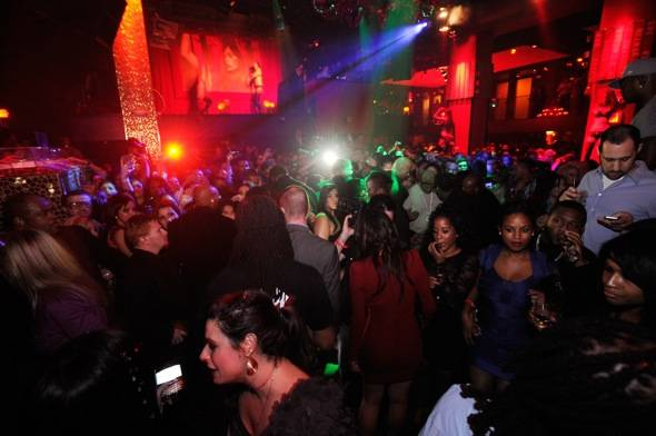 Haute Event: Drake Celebrates His 25th Birthday at Tao