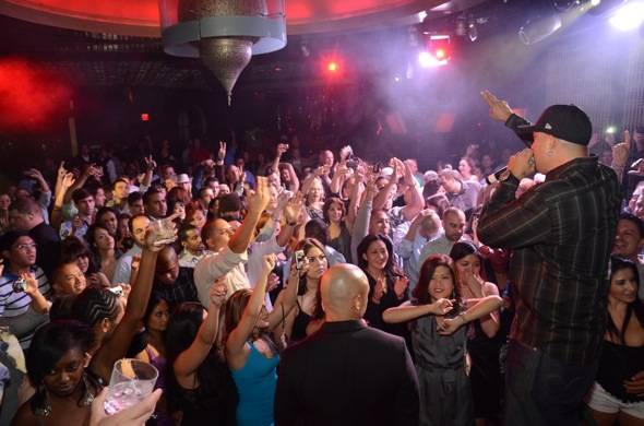 Haute Event: 98 Degrees Dines at Nove Italiano, Parties at Surrender; B Real from Cypress Hill Performs at Lavo
