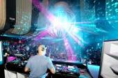 Erick Morillo spins at Marquee Nigthclub.