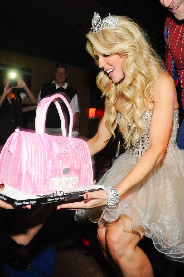 Haute Event: Gretchen Rossi Celebrates Her 33rd Birthday at Vampire Vice Sundays at Lavo