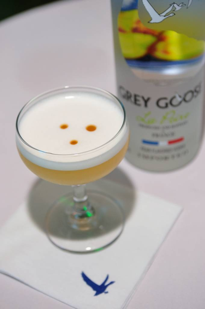 Grey Goose La Poire Pear Vodka Sour