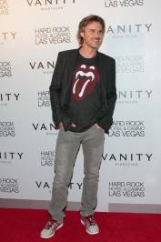 Sam Trammell pictured at Vanity Nightclub. Photo by Cassi Thomas/ RETNA/ retnalv.com