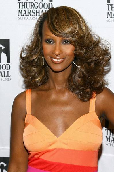 Iman and Missoni Welcomed to Rodeo Walk of Style