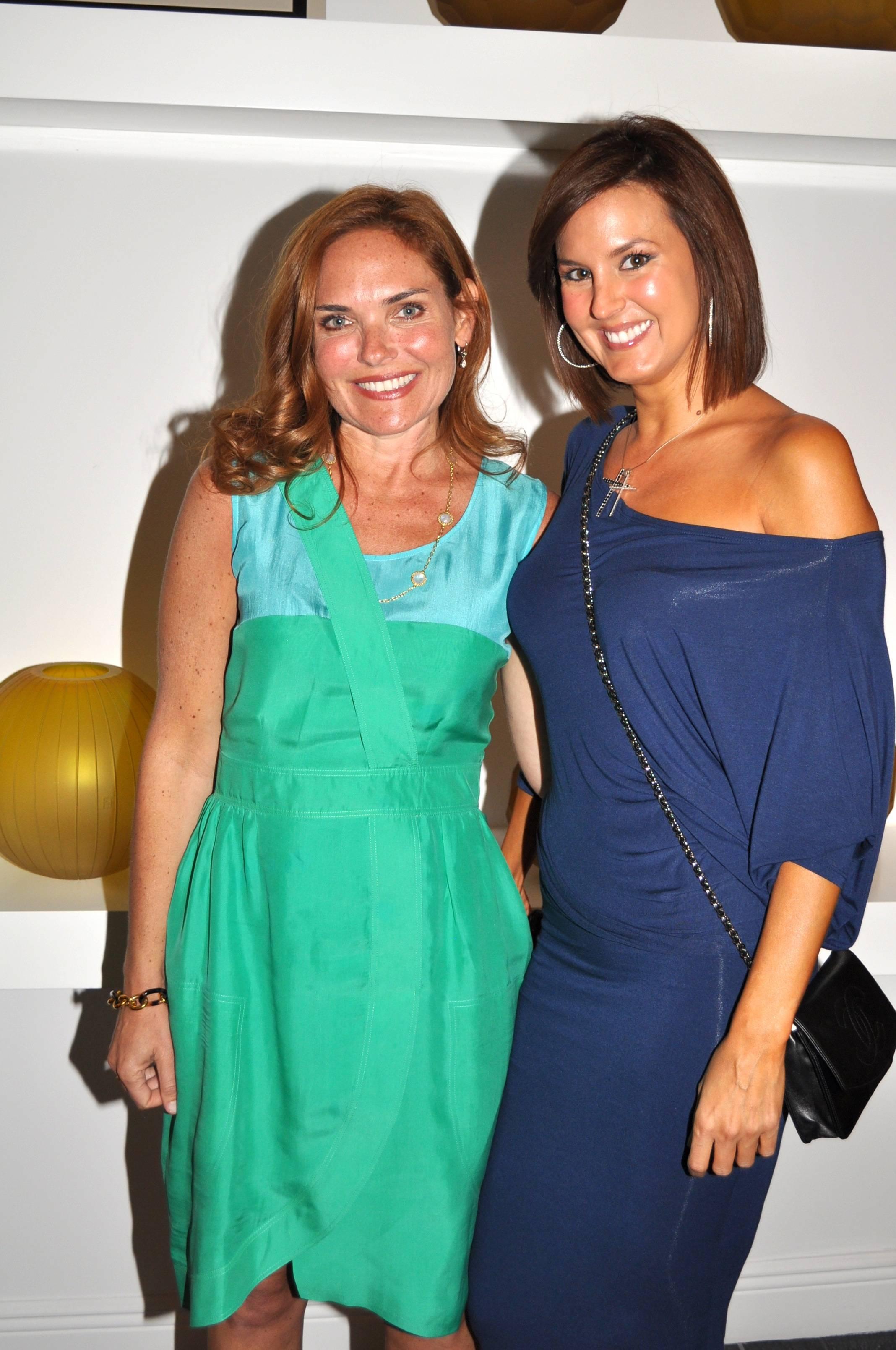 Jessica Barlow & Romina Nabhen