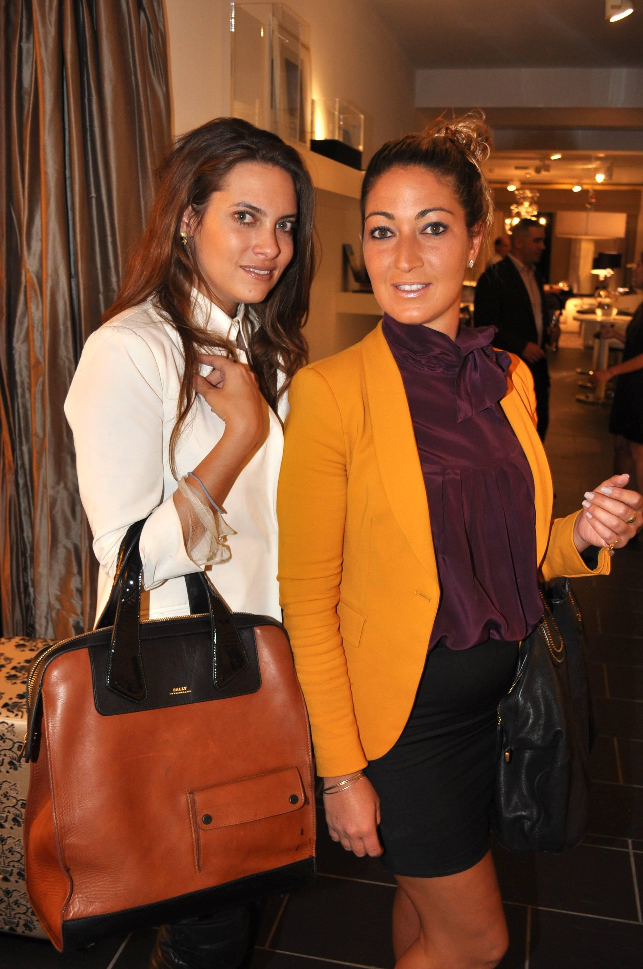 Jilian Sanz & Sarah Mirmelli