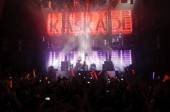 Kaskade was voted America's Best DJ. Here, he spins at Marquee during the celebration.