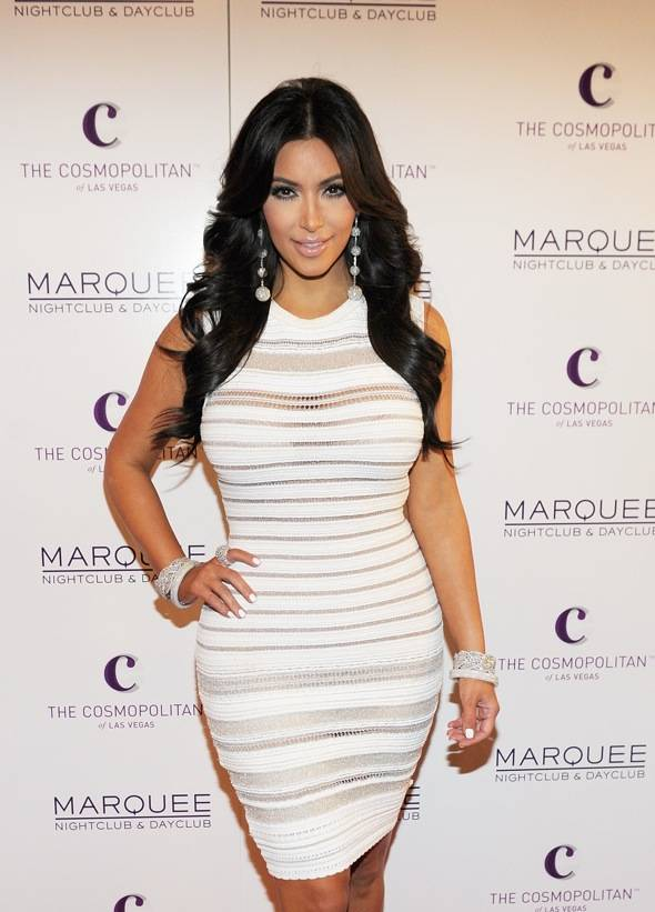 Haute Event: Kim Kardashian Celebrates Her 31st Birthday at Marquee