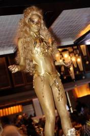 LAVO Brunch_ Gold Girl