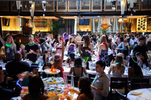 LAVO Brunch_atmosphere