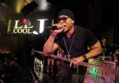 LL Cool J performs inside Chateau Nightclub & Gardens.