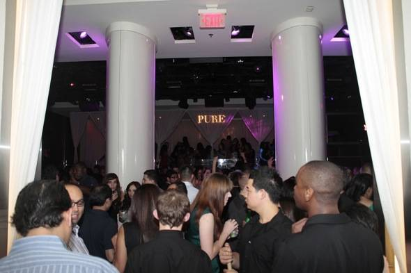 Haute Event: Mike Posner Performs at Pure Nightclub