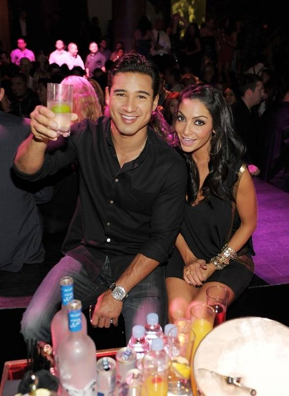 Haute Event: Mario Lopez Celebrates His 38th Birthday at Gallery Nightclub