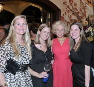 Samantha Peck, Head Nursing Director of Pediatrics for Heartland Hospice(formerly HospiceCare of Southeast Florida, Inc.) Amy Betz, Actress Penelope Ann Miller and Emily Betz