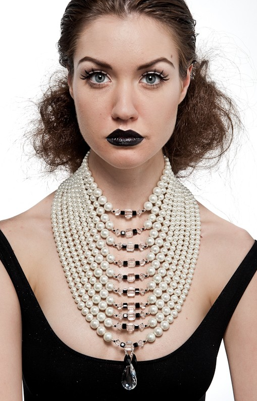 Haute Pearls: House of Bun, Le Phantome Collection