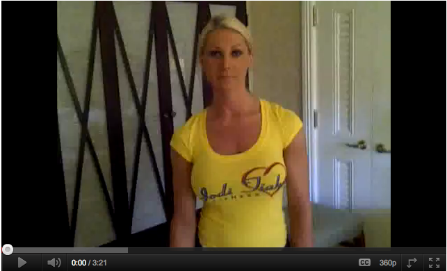 Haute Health With Jodi Tiahrt: Fast and Easy 15 Minute Workout In Your Hotel Room. Watch Video!