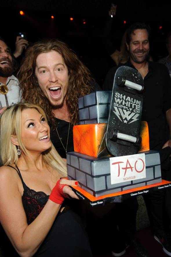 Haute Event: Shaun White Launches Supply Co. at Tao Nightclub