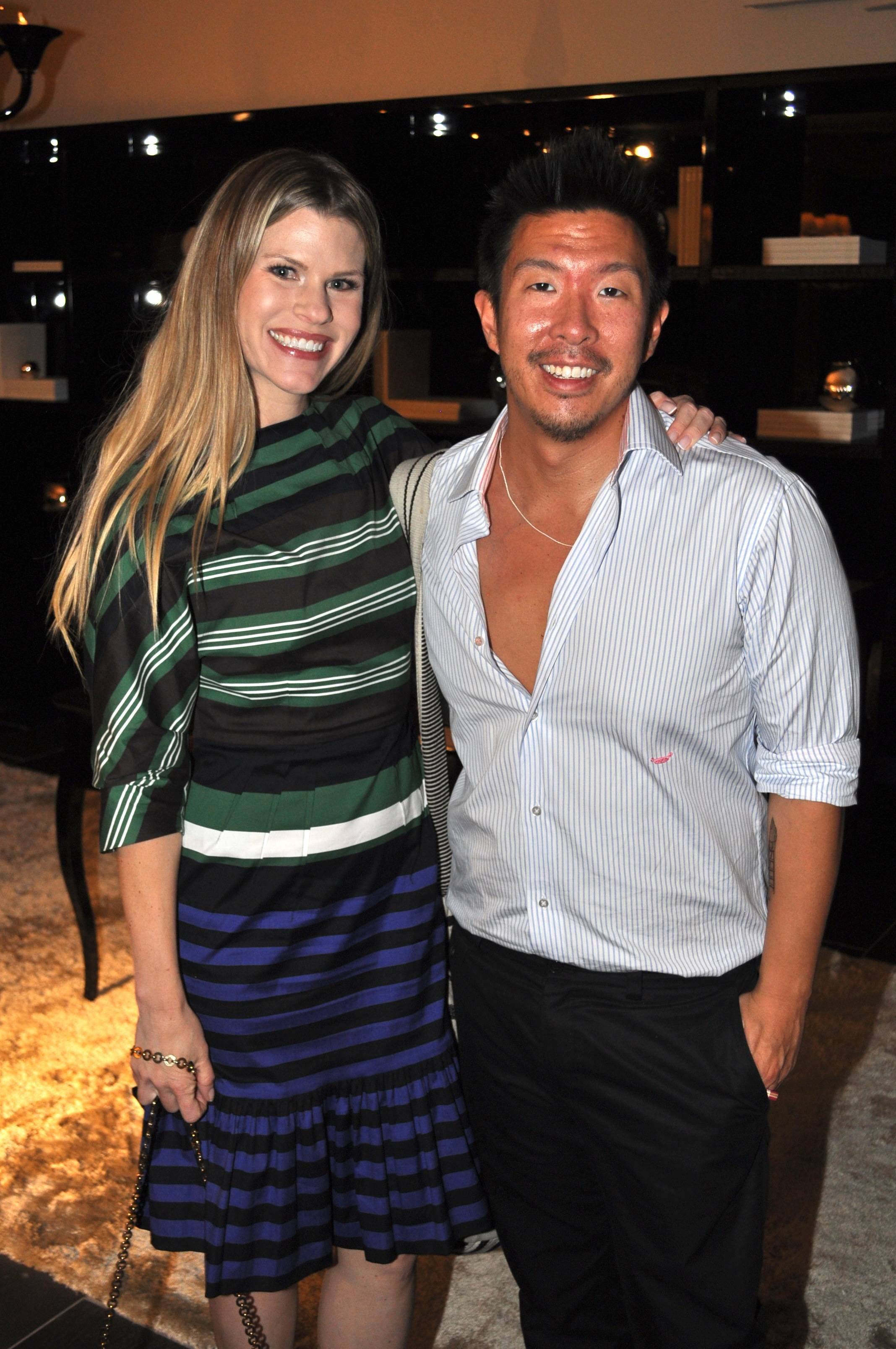 Suzy Buckley & John Lin
