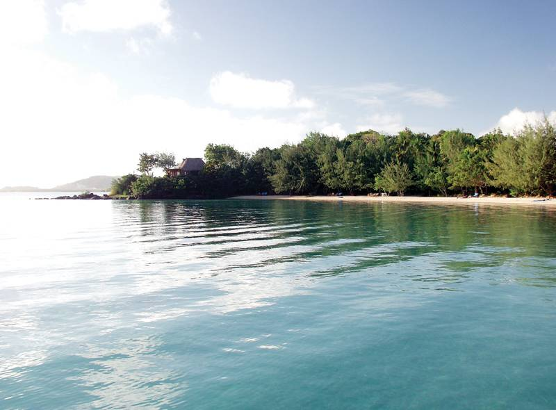 Turtle Island Resort and Sustainable Tourism