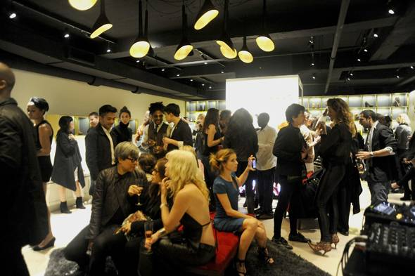 Haute Fashion: Jean-Michel Cazabat Opens on Bleecker Street with Star-studded Affair