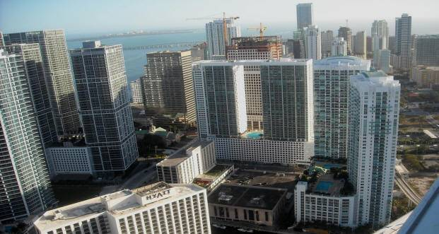Miami Condo Sales Up 60 Percent