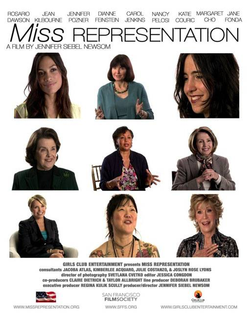 Haute 100 Update: Jennifer Siebel Newsom's 'Miss Representation' Documentary Screening Next Week