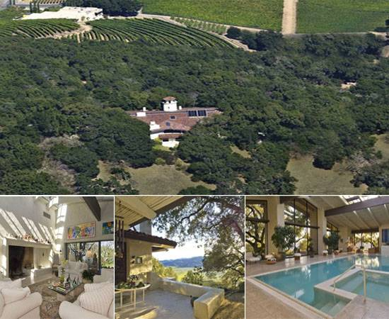 The Napa Estate of the Late Winemaker Robert Mondavi Up For Bid
