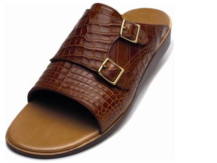 """Elite Businessmen"" Sandals for $7,350"