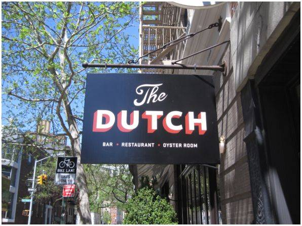 Look Out Miami: Carmellini's 'The Dutch' Is On Its Way
