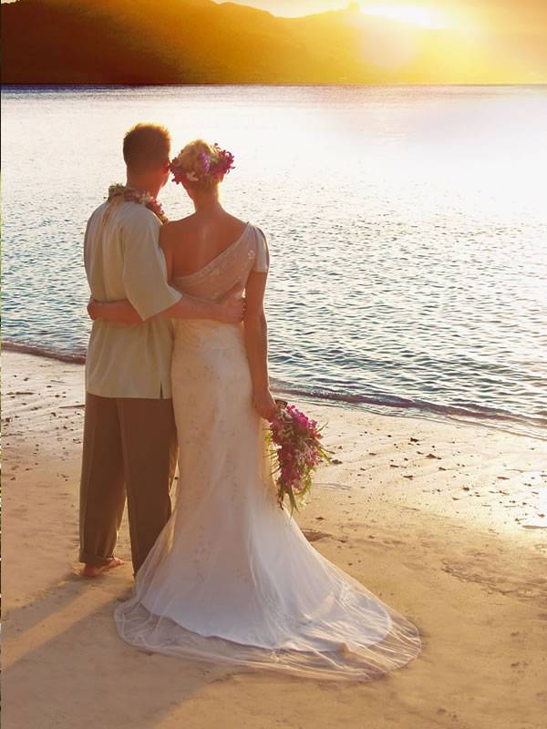 Have Your Dream Wedding at Turtle Island Resort, Fiji