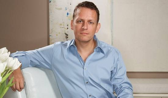 Haute 100 Update: Peter Thiel Launches Program to Fund Enterprising Early-Stage Scientific Research