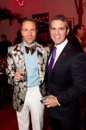 San Francisco Interior Designer Ken Fulk and BRAVO's Andy Cohen