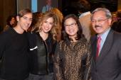 Mark Pincus, Alison Pincus, Anita Lee, Mayor Ed Lee