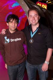Arash Ferdowsi, Drew Houston