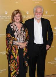 Linda Spalding and Michael Ondaatje